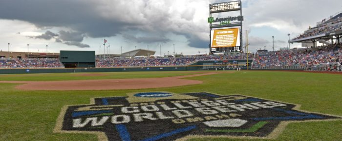 college baseball world series