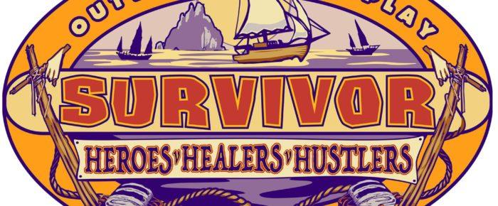 survivor, héros, healers, hipsters